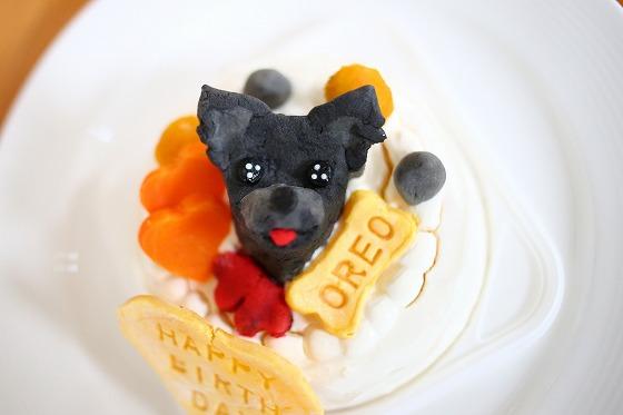 犬用ケーキオレオ